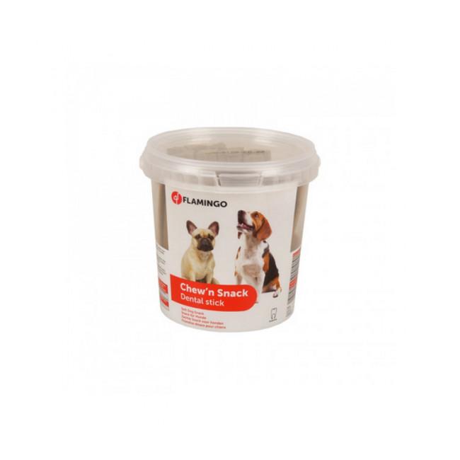 Chew N Snack Sticks Dental friandises chien seau de 700 g