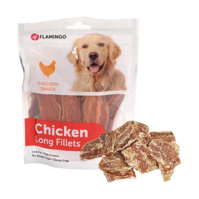 Chick'n Snack Fillet friandises pour chien
