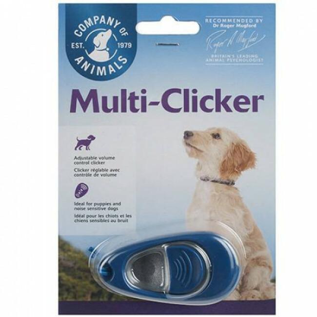 Clicker son réglable dressage chien