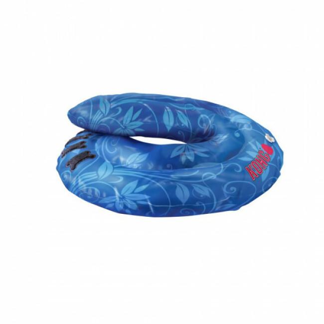 Collerette gonflable réglable Cushion KONG