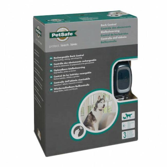 Collier anti aboiement rechargeable Petsafe PBC45-16001