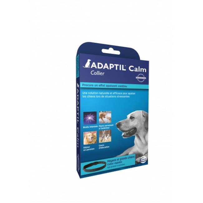 Collier anti-stress Adaptil pour chien