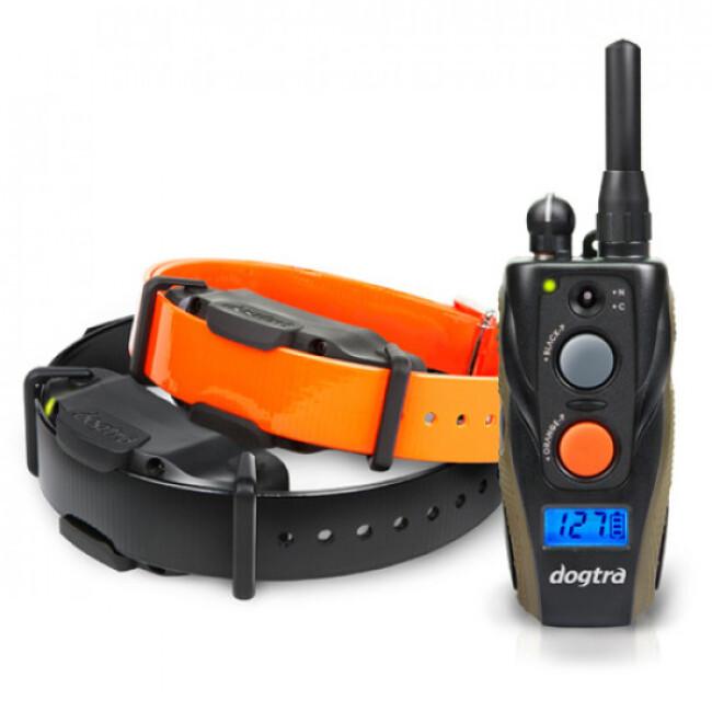 Collier de dressage  Dogtra Maxi 1210 NCP pour chien