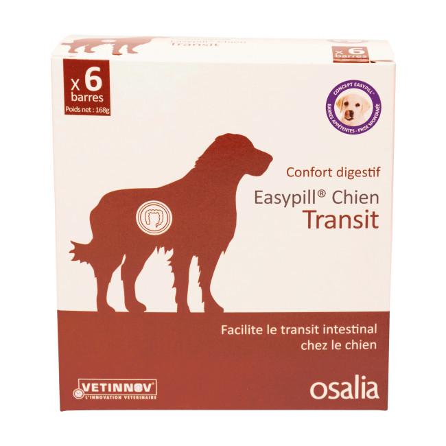 Complément alimentaire transit pour chien Easypill