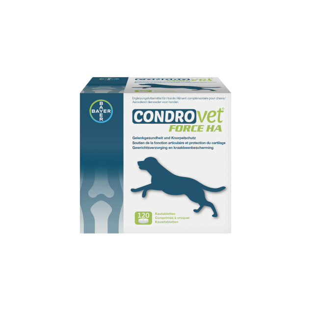 Complément alimentaire CONDROVET pour chien