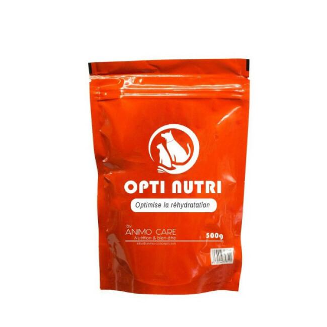 Complément alimentaire Energie et Hydratation pour chien Opti Nutri