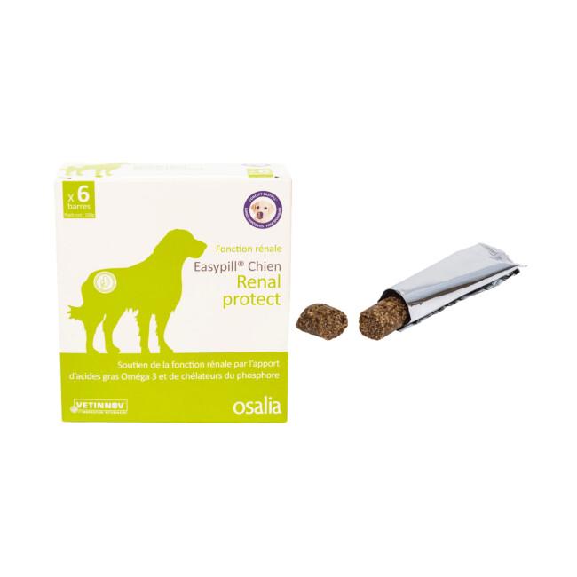 Complément alimentaire pour chien Easypill Protect insuffisance rénale