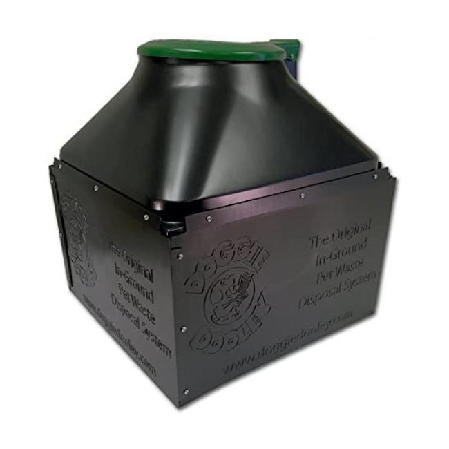 Composteur pour déjections animales Doggie Dooley 3800X pour sols non drainants