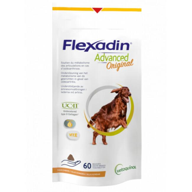 Comprimés Flexadin Advanced Original pour chien