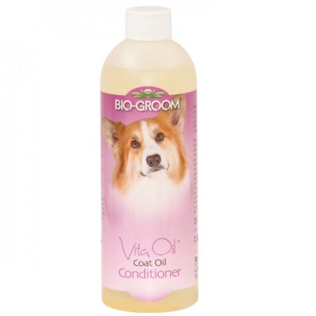 Concentré d'huile Vita Oil pelage pour chien et chat