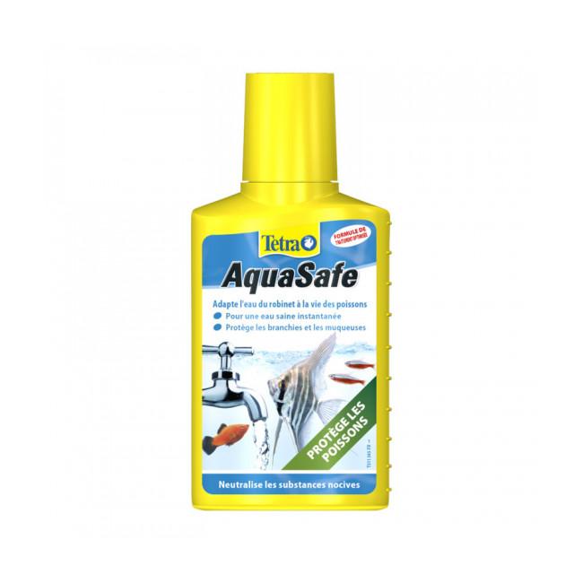 Conditionneur d'eau Aquasafe 500 ml Tetra pour poissons tropicaux