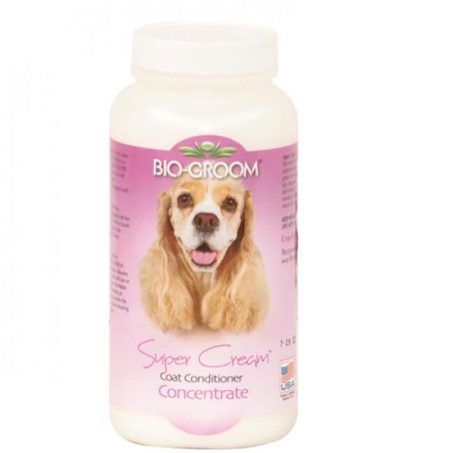 Conditionneur super cream pelage pour chien et chat