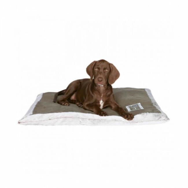 Coussin gris pour chien et chat Best of all Breeds avec motifs Trixie