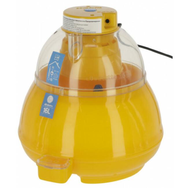 Couveuse analogique pour œufs de poule 16 litres Covatutto