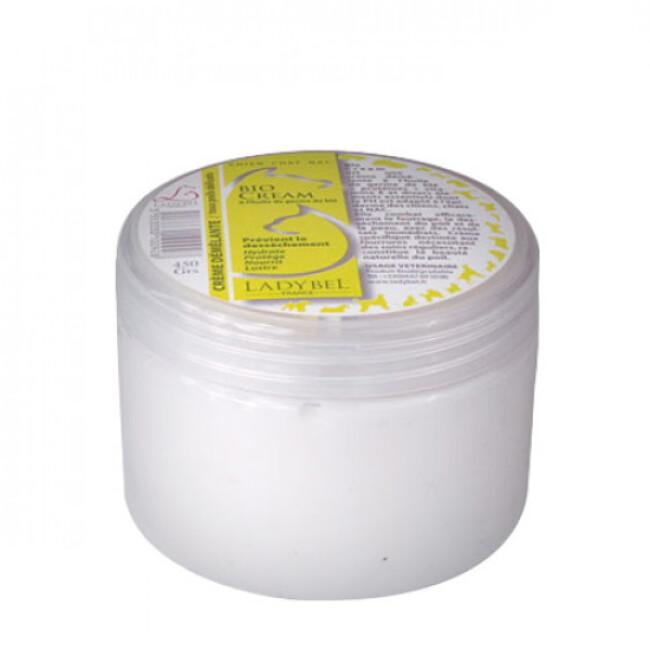 Crème démêlante Bio Cream pour le dessèchement du poil pour chien et chat