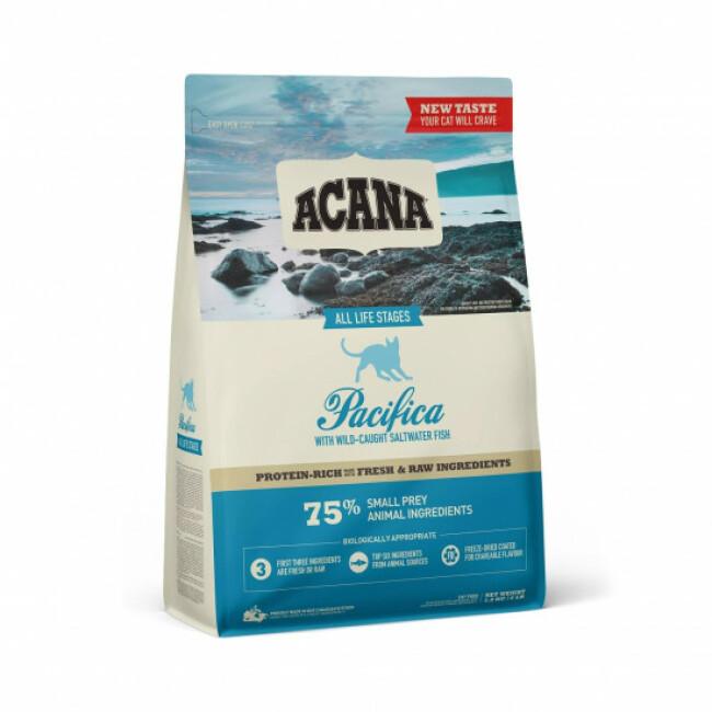 Croquettes chat Acana Regionals Pacifica au poisson