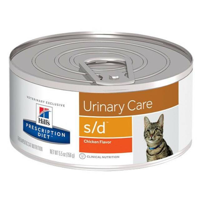 Croquettes Hill's Prescription Diet Feline S/D