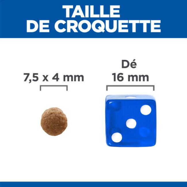 Croquettes Hill's Science Plan Perfect Digestion Small & MIni au poulet pour chien adulte