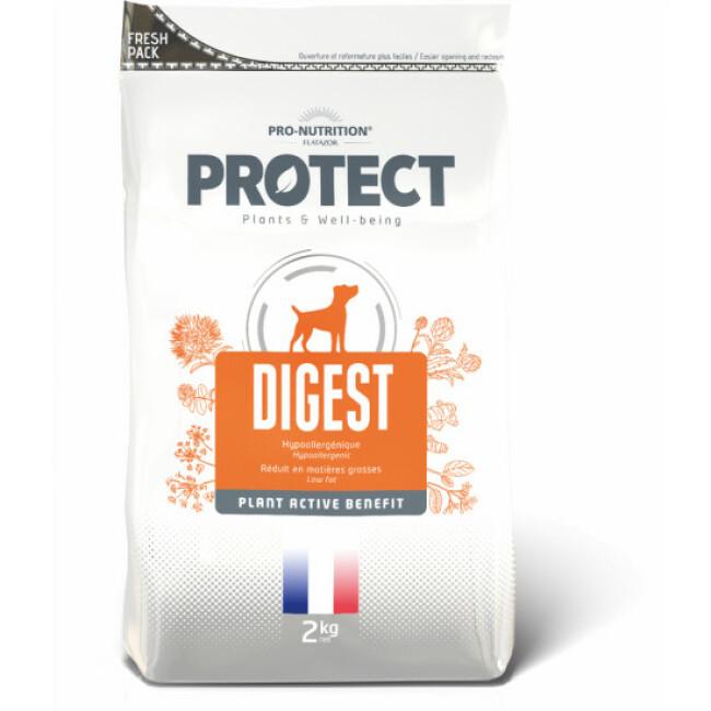 Croquettes troubles digestifs Pro-Nutrition Protect Digest pour chien