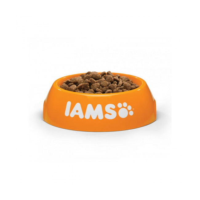 Croquettes IAMS Vitality au Poulet pour chat senior