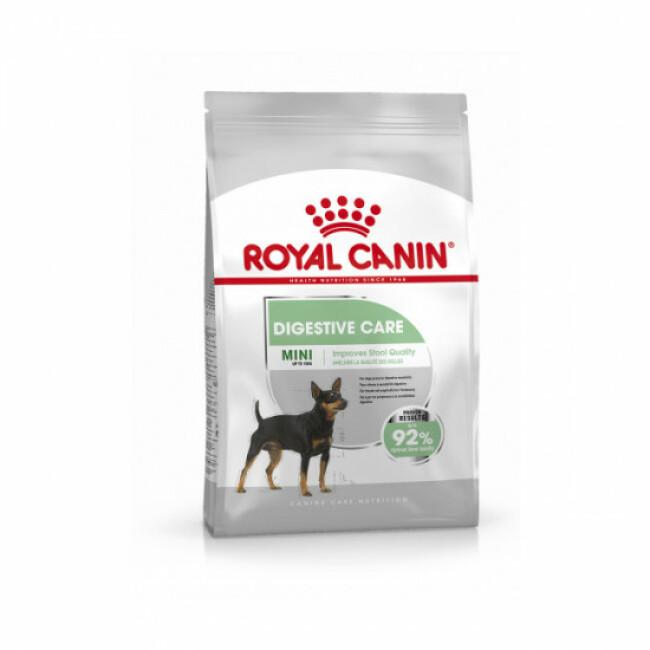 Croquettes Mini Digestive Care Royal Canin