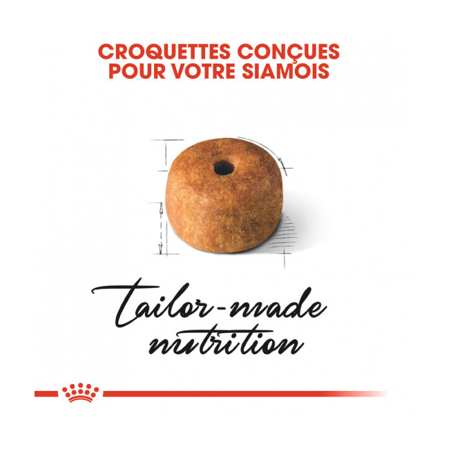 Croquettes pour chat adulte Royal Canin Siamois 38