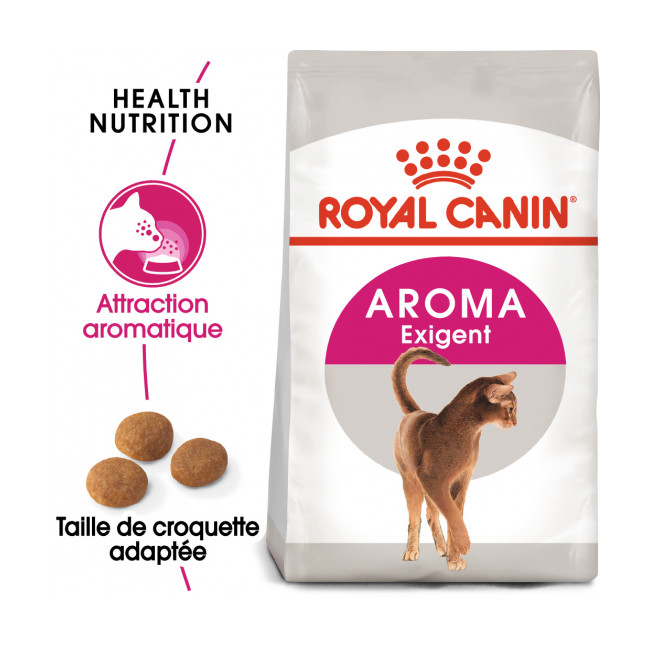 Croquettes pour chat Royal Canin Exigent Aromatic
