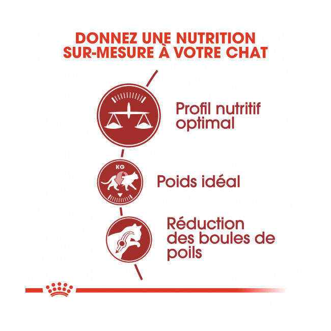 Croquettes Royal Canin pour chat adulte Fit