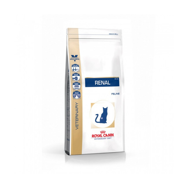 Croquettes pour chat Royal Canin Veterinary Diet Renal