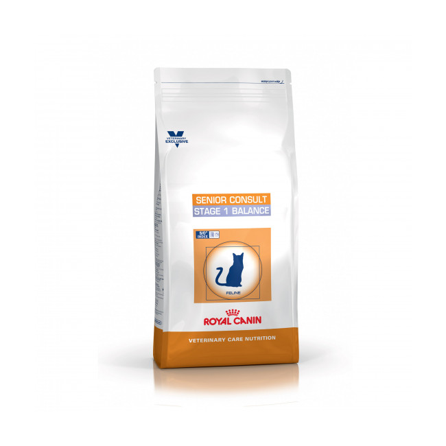 Croquettes pour chat Royal Canin Senior Consult Stage 1 Balance Royal Canin