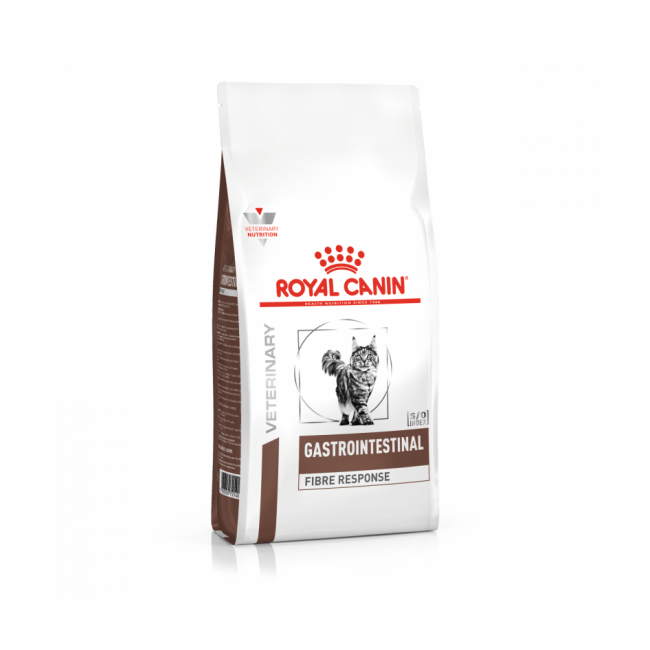 Croquettes pour chat Veterinary Diet Fibre Response Royal Canin