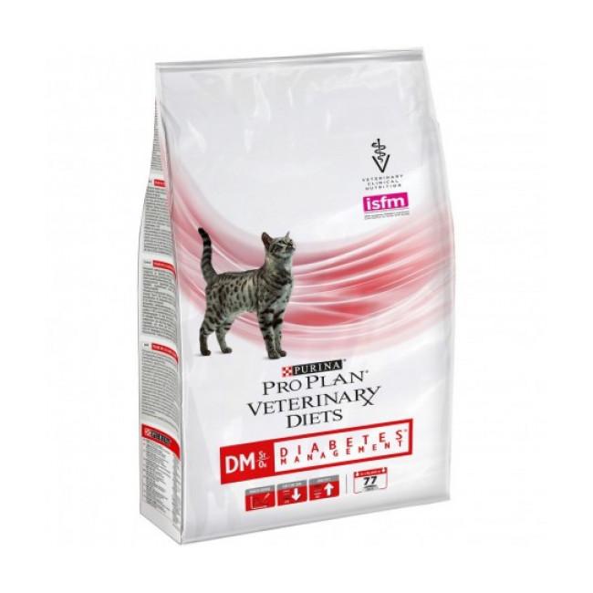 Croquettes pour chats Pro Plan Veterinary Diet DM St/Ox Diabetes Management