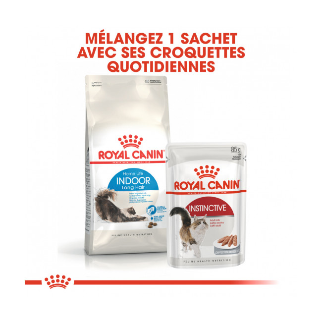 Croquettes pour chats Royal Canin Indoor Long Hair