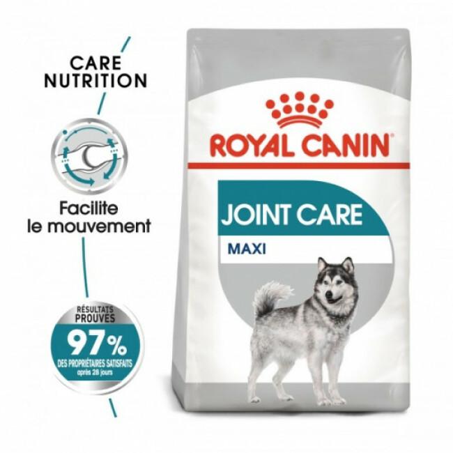 Croquettes pour chien adulte de 26 à 44 kg Maxi Joint Care Royal Canin