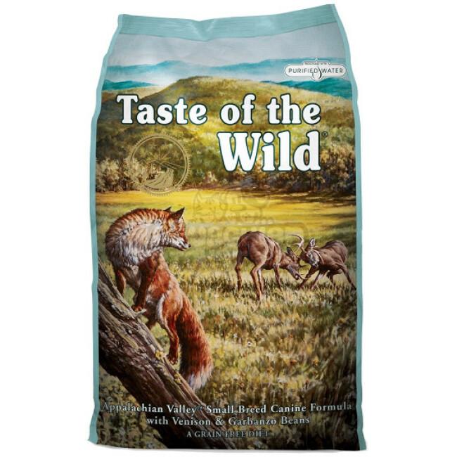 Croquettes pour chien adulte de petites races Appalachian Valley Taste of the Wild