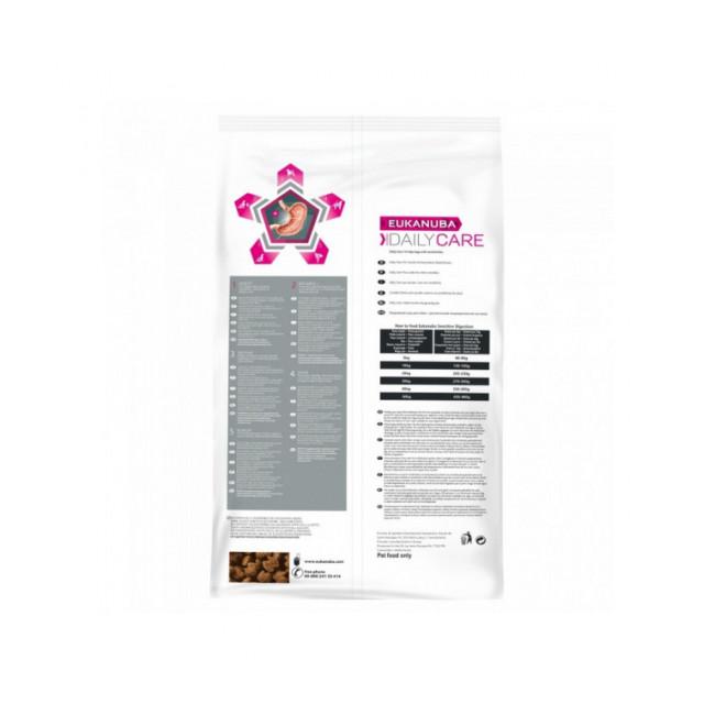 Croquettes pour chien adulte digestion sensible Eukanuba Daily Care