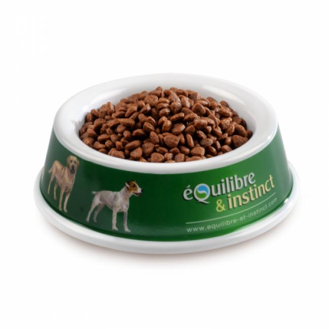 Croquettes pour chien Adulte Equilibre & Instinct volaille fraîche
