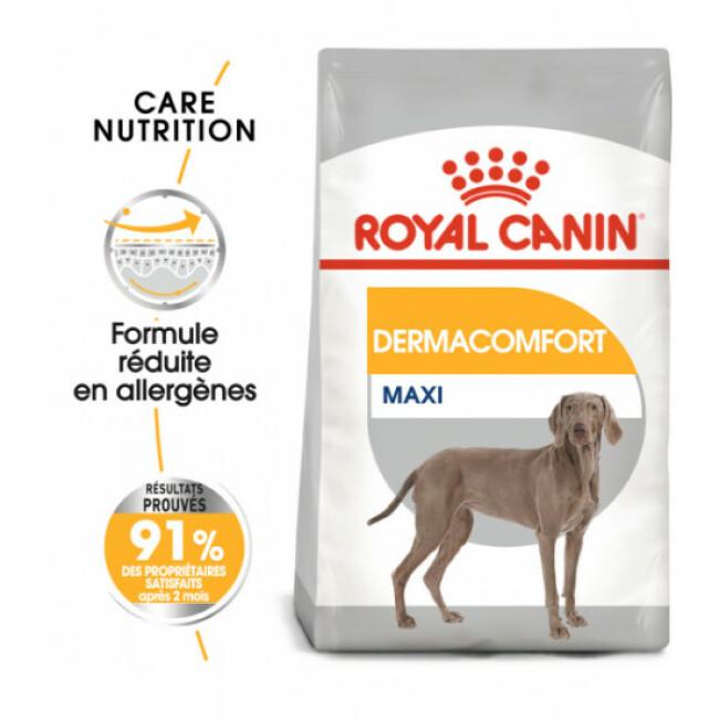 Croquettes pour chien adulte grande race Maxi Dermacomfort Royal Canin