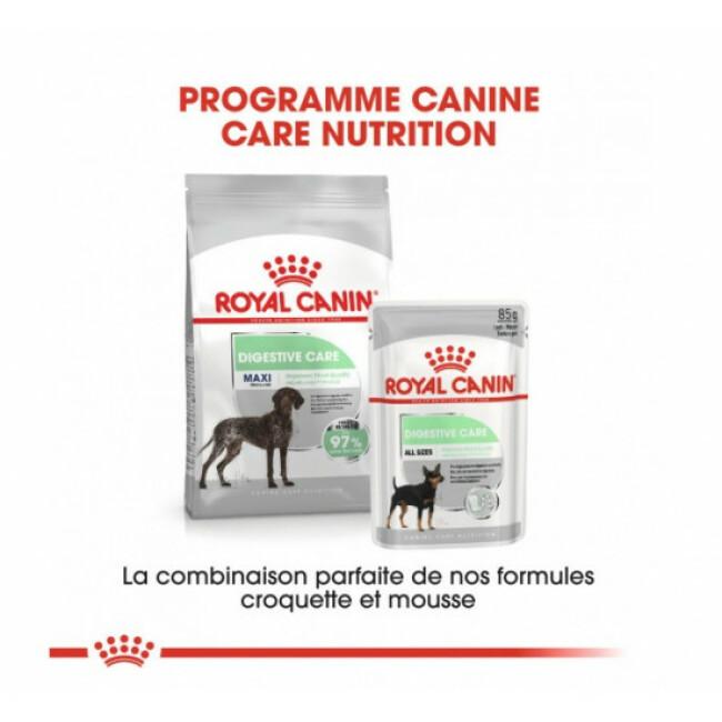 Croquettes pour chien adulte grande race Royal Canin Maxi Digestive Care