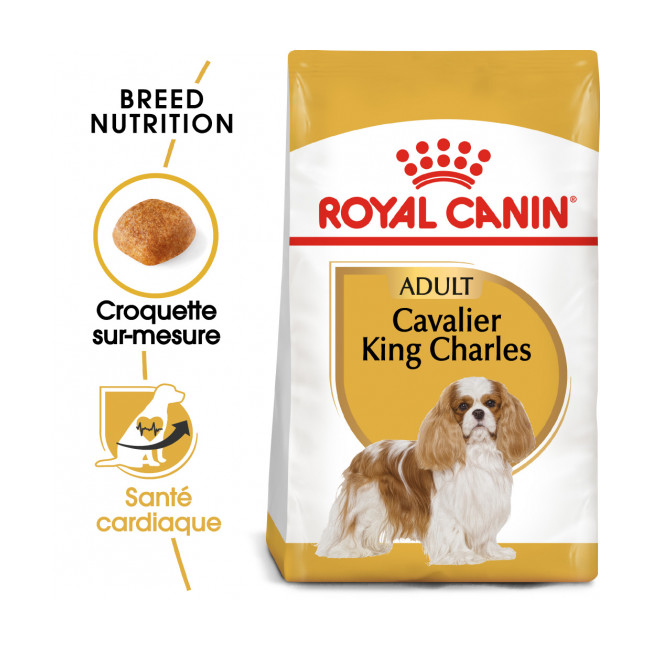 Croquettes pour chien adulte Royal Canin Cavalier King Charles 27