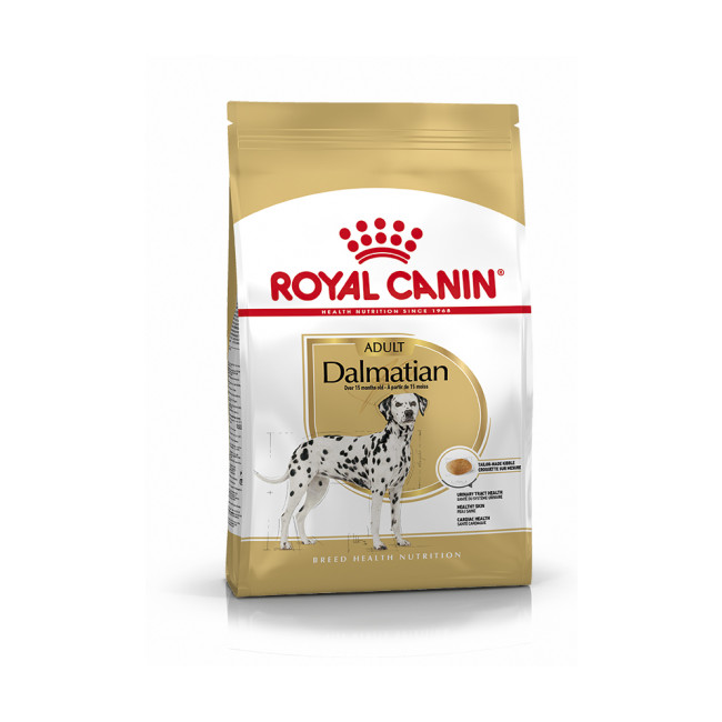 Croquettes pour chien adulte Royal Canin Dalmatien Sac 12 kg