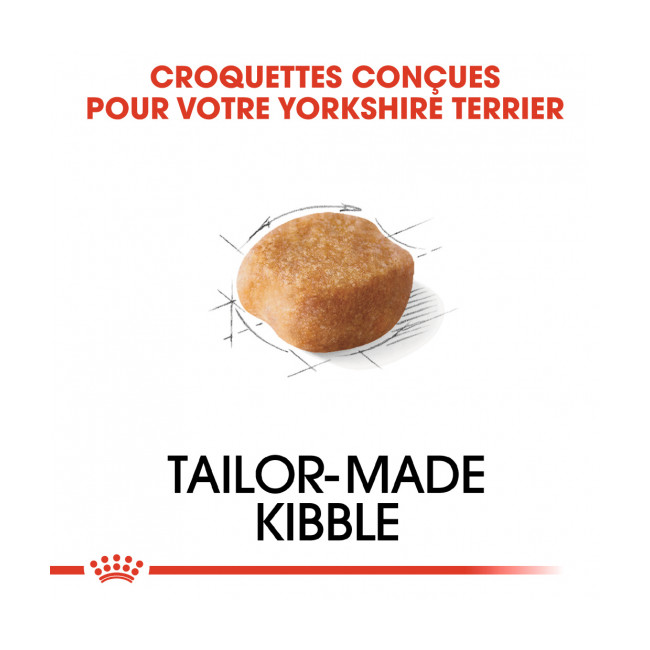 Croquettes pour chien adulte Royal Canin Yorkshire Terrier