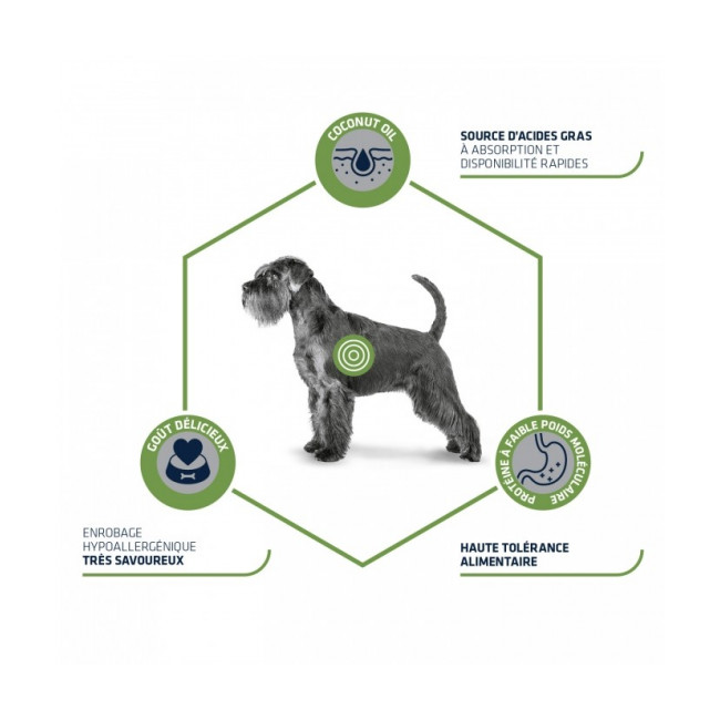 Croquettes pour chien Advance Veterinary Diets Hypo Allergenic