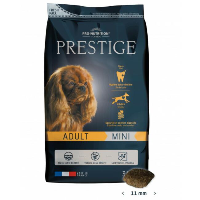 Croquettes pour chien de petite race Prestige mini adulte Flatazor Pro Nutrition