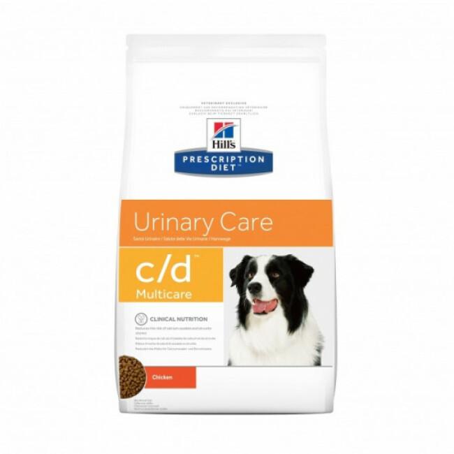 Croquettes pour chien Hill's Prescription Diet Canine C/D
