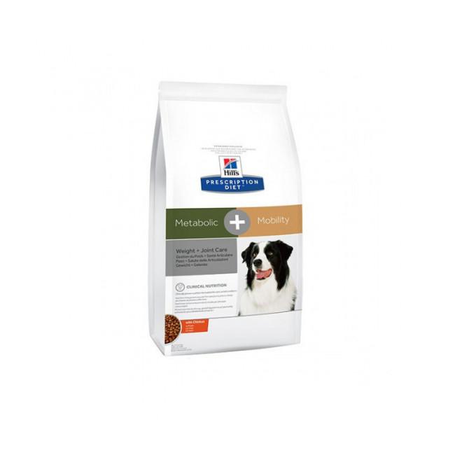 Croquettes pour chien Hill's Prescription Diet Canine Metabolic & Mobility