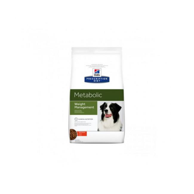 Croquettes pour chien Hill's Prescription Diet Canine Metabolic