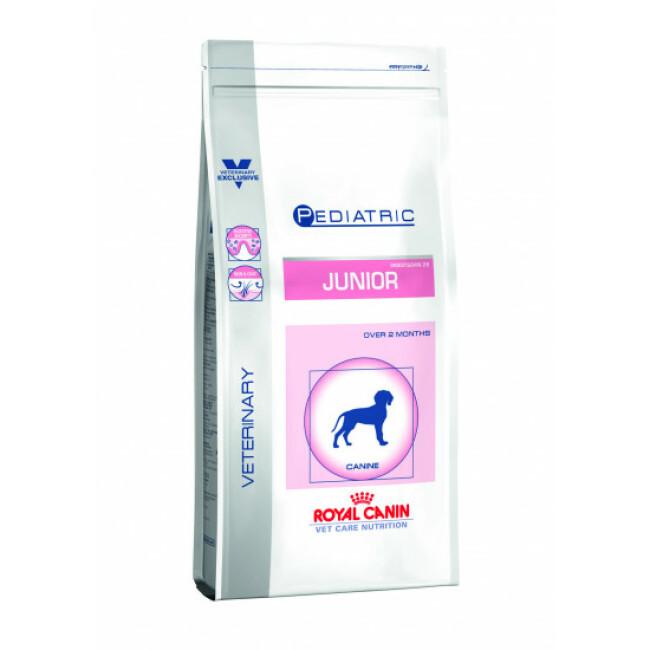Croquettes pour chien junior de moyenne race Veterinary Care Pediatric Royal Canin