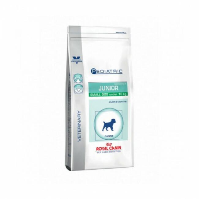 Croquettes pour chien junior de petite race Veterinary Care Pediatric Royal Canin