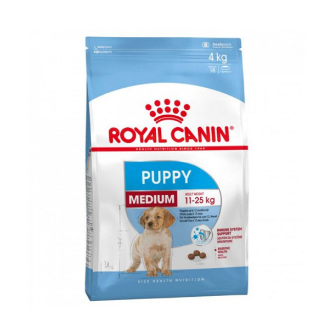 Croquettes pour chien junior race moyenne Royal Canin Puppy Medium